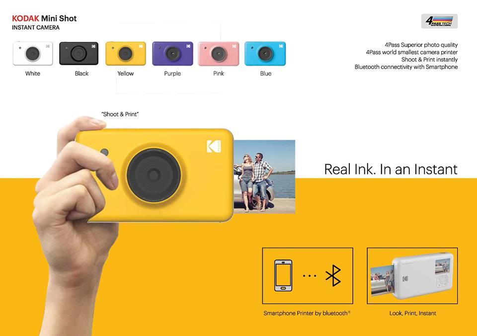 Kodak mini_poontana กล้องพกพาโกดักส์ Kodak