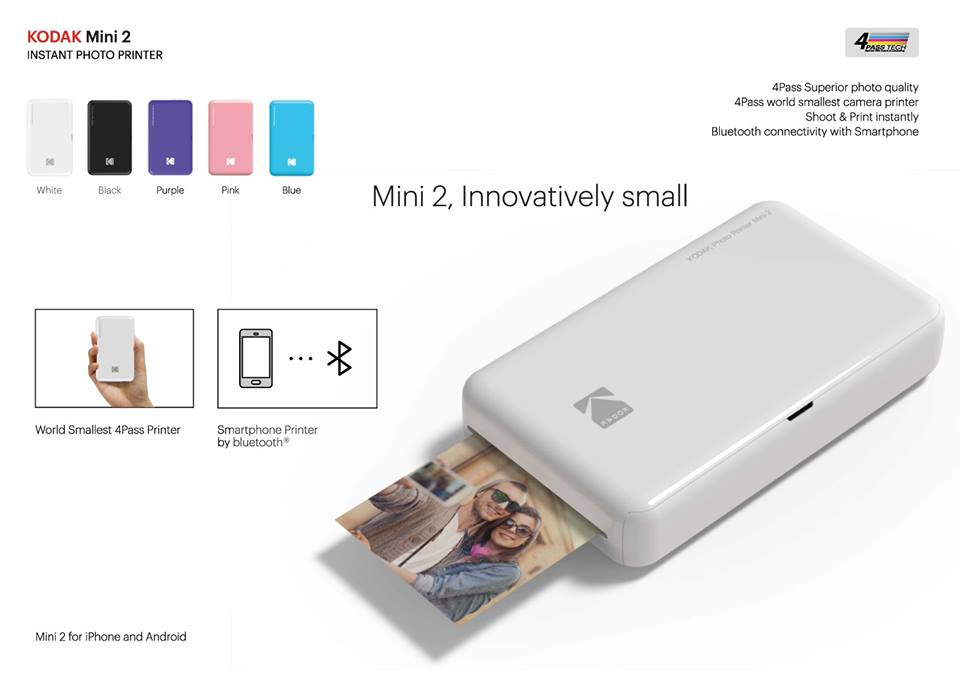 Kodak Mini2 distribution in thailand